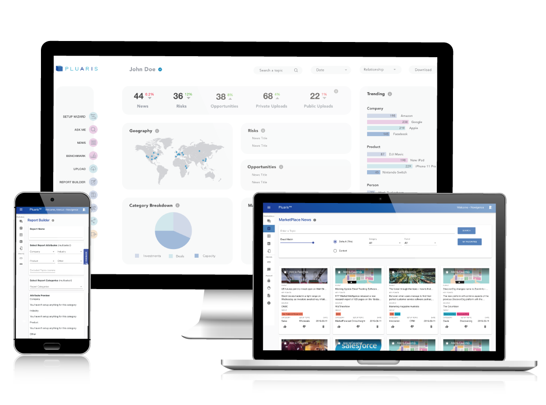Nowigence AI Insight Platform