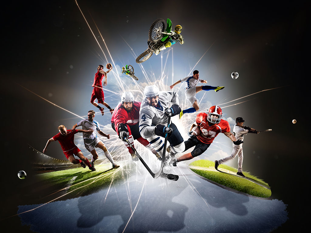 different sports teams using ai
