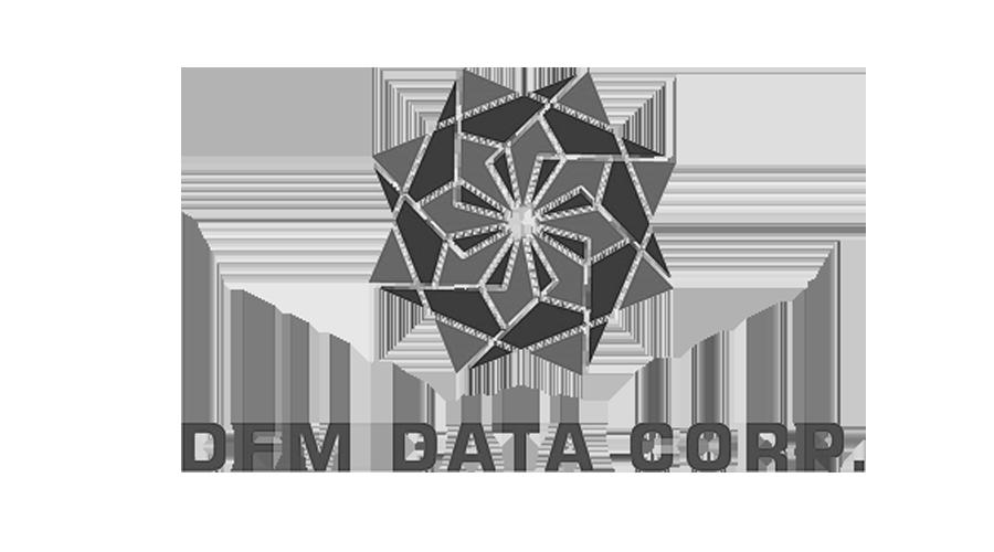 DFM Data Corp. Logo
